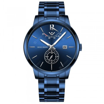 NIBOSI 2318 Mens Watch Luxury Sport