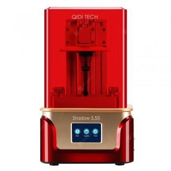 QIDI TECH LCD 3D Printer Shadow 5.5 S UV LCD Resin Printer with Dual z axis Liner Rail