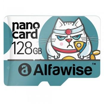 Alfawise A128U3 128GB UHS - 3 XC High Speed High Capacity Micro SD Card
