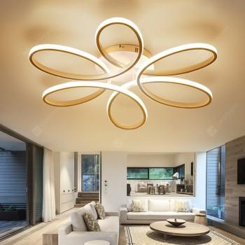 Utorch Modern Simple Floral Shape LED Ceiling Light AC 220 - 240V