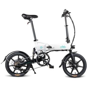 FIIDO D2 Shifting Version Folding Moped Electric Bike E-bike