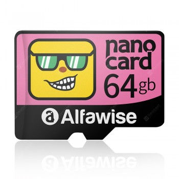 Alfawise High Speed High Capacity Waterproof Micro SD Card
