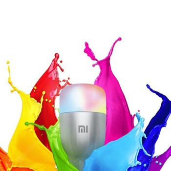 Yeelight MJDP02YL 10W RGB E27 220 - 240V LED Smart Bulb ( Xiaomi Ecosystem Product )
