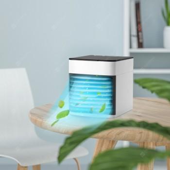 Bilikay Mini Air Humidifier Purifier Cooling Fan