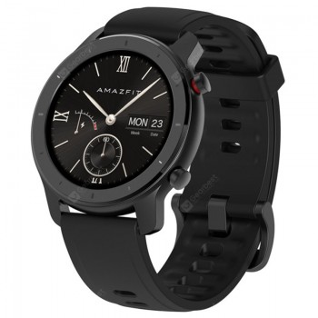 AMAZFIT GTR 42mm Smart Watch 12 Days Battery Life 5ATM Waterproof Global Version ( Xiaomi Ecosystem Product )