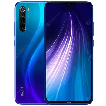 Xiaomi Redmi Note8 Global Version 4+64GB Neptune Blue EU