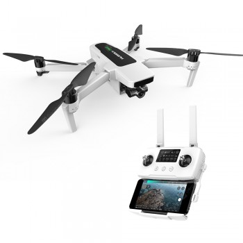 Hubsan Zino 2 LEAS 2.0 GPS 8KM FPV With 4K 60fps UHD Camera 3-axis Gimbal RC Drone Quadcopter RTF 33mins Flight 3800mAh Battery Online