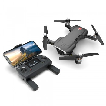 MJX B7 GPS 4K 5G WiFi Camera Optical Flow Positioning Brushless Foldable RC Quadcopter RTF