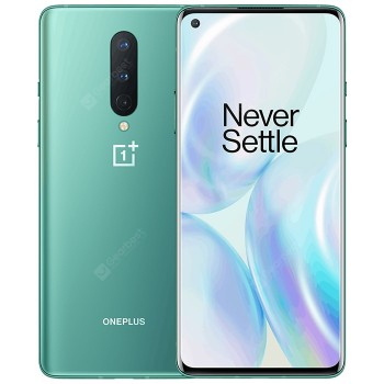 Oneplus 8 5G Smartphone 6 .55 inch Snapdragon 865 OxygenOS 48MP+2MP+ 16MP Camera 4300mAh Battery International Version