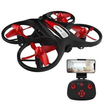 KF608 2.4GHz Wireless Remote Control Mini RC Quadcopter Drone Toy