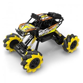 11616 1:12 4-channel Remote Control RC Crawler Truck Climbing Car Toy