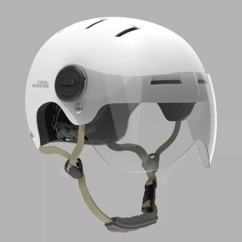 Male Female Riding Helmets Corrosion Resistance High Temperature Resistance Helmet from Xiaomi youpin