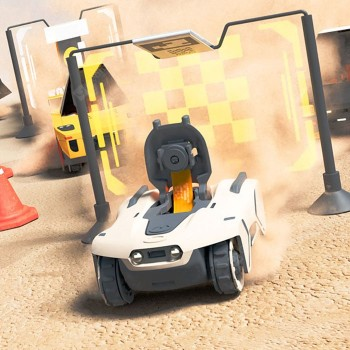 Adventure Armored Mixed Reality Racing Vehicles RC Off-Road Car Toy