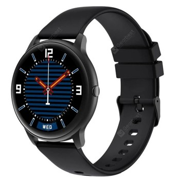 IMILAB KW66 3D HD Curved Screen Smart Watch Heart Rate Monitor Customized Watch Face IP68 Waterproof Bluetooth 5.0 Smartwatch Global Version (Ecosystem Product)