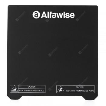 Alfawise Printer Part Stainless Steel Magnetic Post 230 x 230mm for All FDM 3D Printer Alfawise U30 / U30 Pro Creality Ender-3 / Ender-3 Pro Ender-3 V2