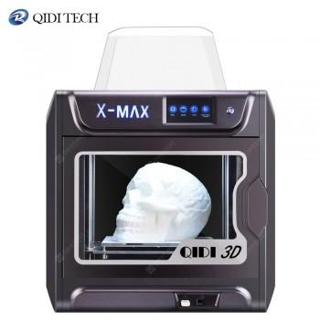 QIDI TECH Large Intelligent Industrial Grade X-max 3D Printer 5 Inch Touchscreen print 300x250x300mm