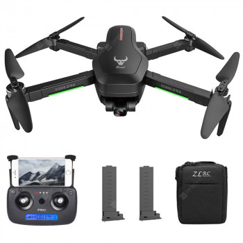 SG906 PRO2 Foldable GPS 5G WIFI RC Drones Quadcopter with 4K Three-axis Self-stabilizing Gimbal HD Camera Brushless RC Helicopter Toys