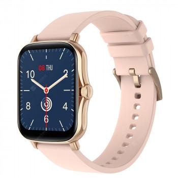 RUNFENGTE Smart Watch HD Big Screen Bluetooth Calling Sports Bracelet Clock Heart Rate Monitor Oximeter Sleep Monitor Split Music Player