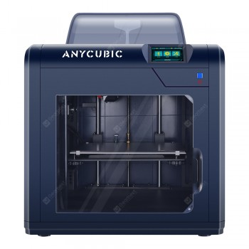 ANYCUBIC 4Max Pro 2.0 3d Printer New upgrade DIY 3d Printing Kit with Ultrabase Heatbed Print TPU PLA Filament