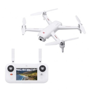 FIMI A3 5.8G GPS RC Drone With 2-axis Gimbal 1080P Camera 1KM FPV 25 Minutes RC Aircraft RTF Headless Mode Dual DVR