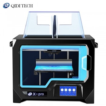 QIDI TECH X-Pro Dual extruder 3D Printer with WiFi Function high Precision Double Color 3d printer