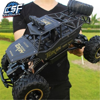 4WD RC Car Updated Version 2.4G Radio Control RC Car Toys Remote Control Car Trucks Off-Road Trucks boys Toys for Children