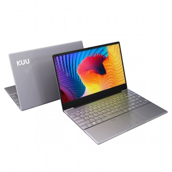 KUU K2S Intel Celeron J4115 Processor 14.1-inch IPS Screen All Metal Shell Office Notebook 8GB RAM Windows 10 128GB/256GB/512GB SSD