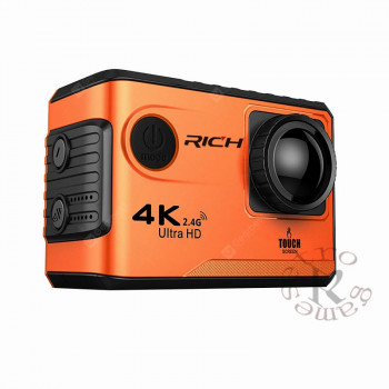 F100B Action Camera 4K Ultra HD 2.4G Wifi Mini Camera 2.0 Touch screen 1080P Cam Video Outdoor Helmet Camara